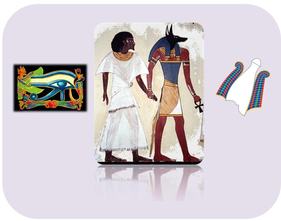 Ragazzi Storico Egiziano Faraone Costume Mondo Libro Settimana Costume Tutankhamon